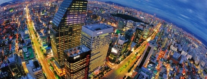 Gangnam Finance Center is one of Sung Han: сохраненные места.