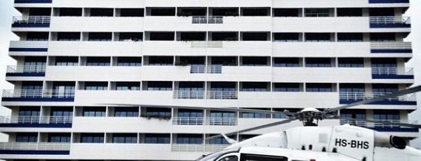 Bangkok Hospital is one of Ba6aLeE 님이 좋아한 장소.