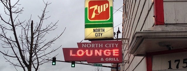 North City Lounge & Grill is one of cocktail lounge.