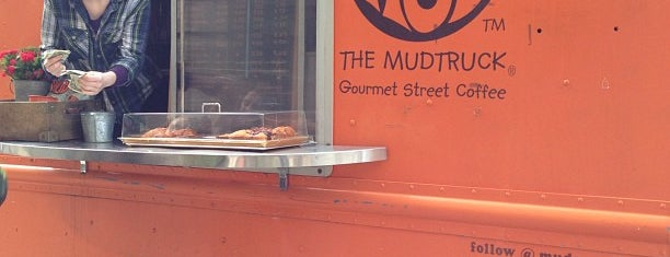 The Mudtruck Flatiron is one of Places to Check Out in the City.