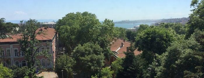 YTÜ Mimarlık Fakültesi Kütüphanesi is one of Istanbul Kütüphaneleri.
