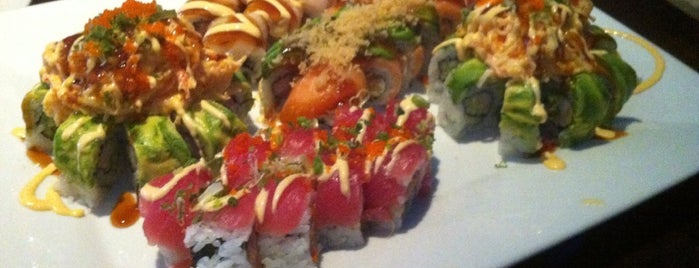 Soho Sushi is one of Best of St. Pete's.