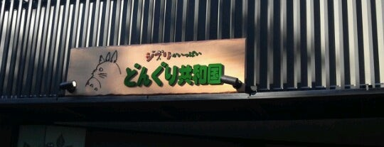Donguri Republic is one of Japan.