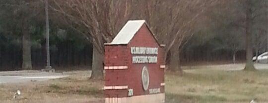Fort Gillem is one of Latonia'nın Beğendiği Mekanlar.