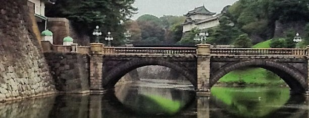Imperial Palace is one of Tokyo Stuff I remember.