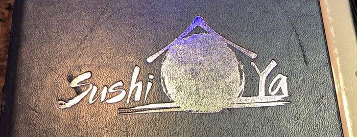 Sushi Ya is one of AK.