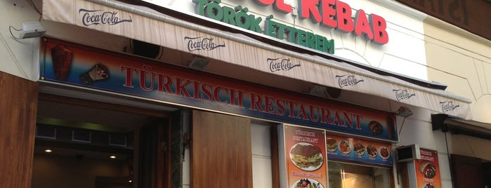 Istanbul Kebab is one of Chemegeさんのお気に入りスポット.