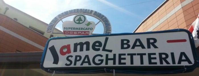Spaghetteria Jamel is one of Sardegna, maggio 2013.