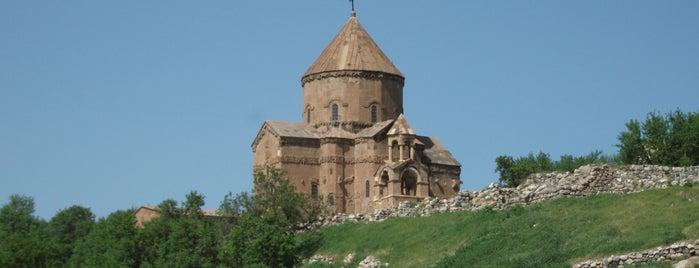 Akdamar Adası is one of Gezintiler.com Mekanları.