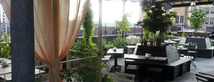 Gallow Green is one of Summer Rooftopin'.