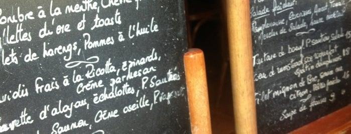 Les Garçons is one of Restaurants favoris.