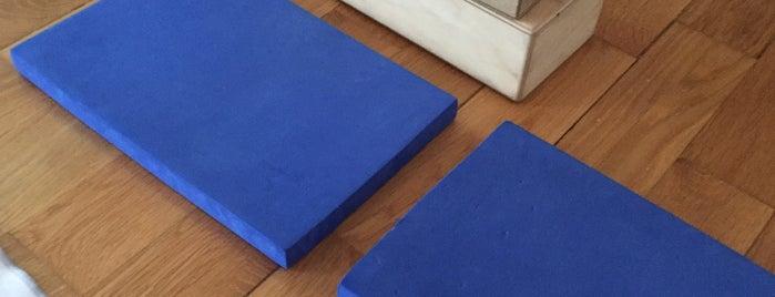 Ahimsa Yoga Centre is one of YYZ.