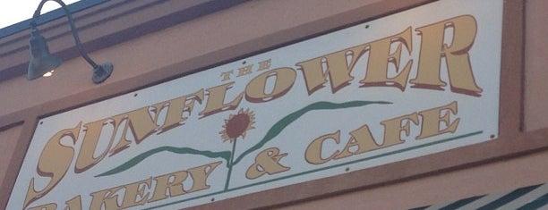 Sunflower Bakery is one of สถานที่ที่ Enrique ถูกใจ.
