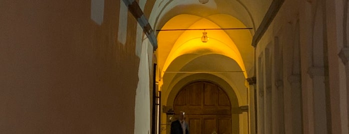La Certosa di Firenze is one of Unconventional Tuscany.