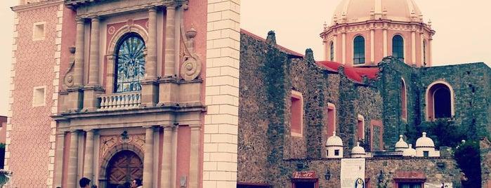 Parroquia Santa María de la Asunción is one of Tequisquiapan y Bernal City guide.
