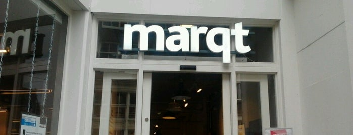 Marqt is one of Amsterdam.