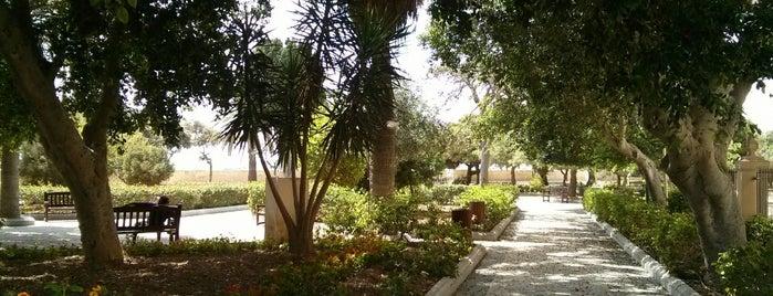 Hastings Gardens is one of VISITAR Malta.