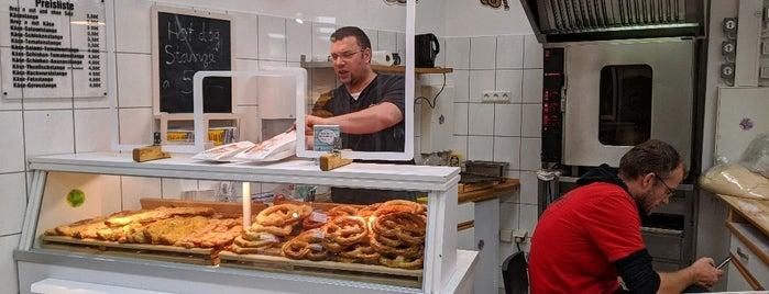 Brez'n Bäckerei is one of Bensersiel.