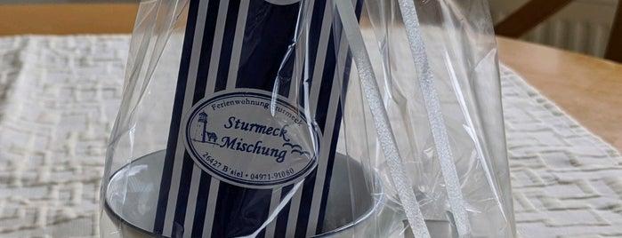 Gästehaus Sturmeck is one of Bensersiel.