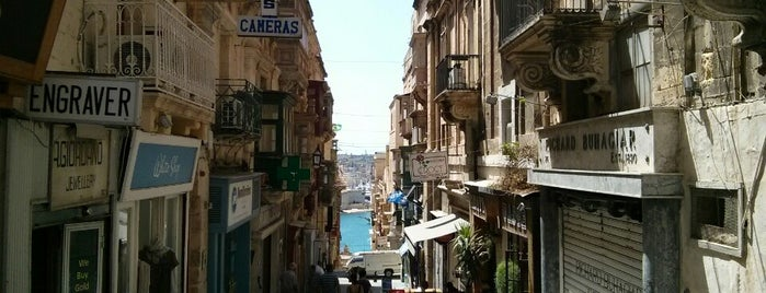 Valletta is one of Cities I've Visited.