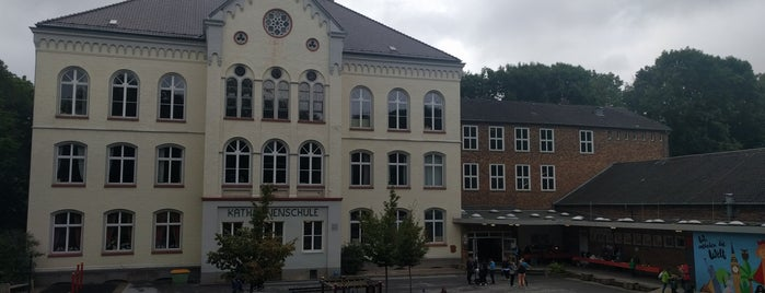 Katharinenschule is one of Unna - must visit.