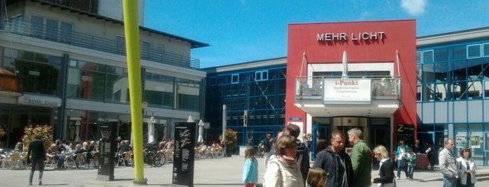 Lindenplatz is one of Unna - must visit.