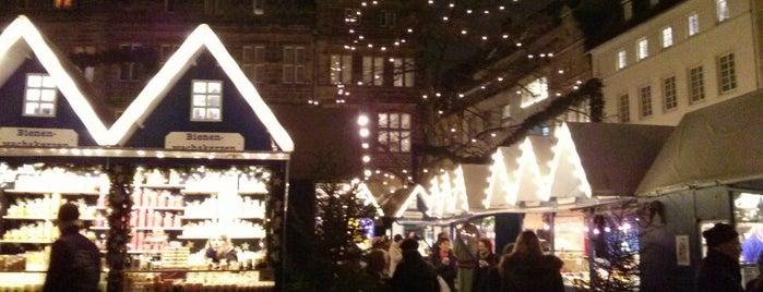 Lichtermarkt St. Lamberti is one of Weihnachtsmärkte 2.