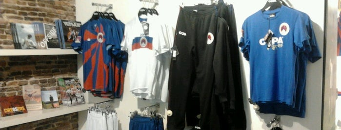 COPA Football Store is one of amsterdam.
