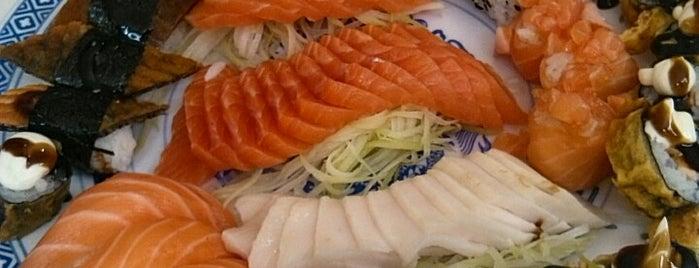 Aki Sushi is one of Berrinopolis.