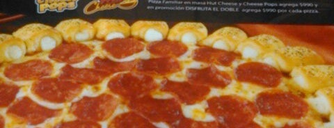 Pizza Hut Delivery is one of Locais curtidos por Jonathan.