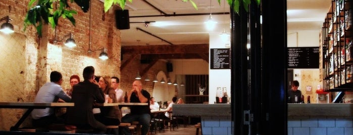 duNORD is one of Melbourne's Best Bars.
