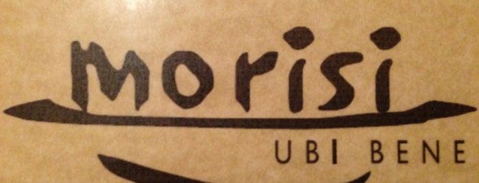 Morisi is one of สถานที่ที่ Julio ถูกใจ.