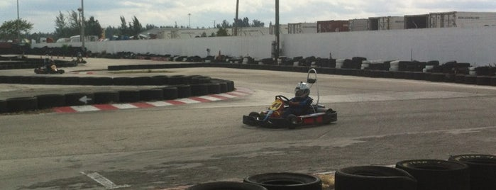 Miami GP Raceway is one of Things To Try.