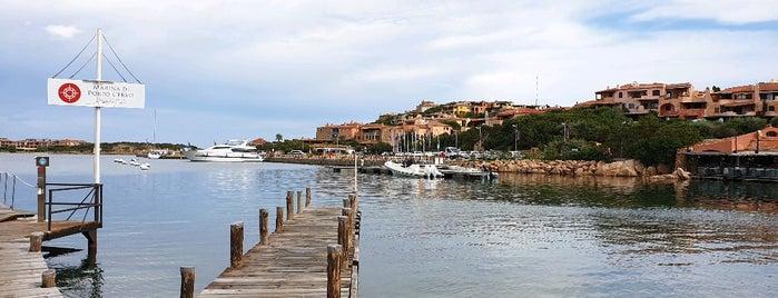 Porto Cervo is one of April.