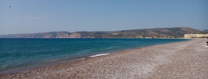 Paleopolis Beach is one of Κυθηρα.