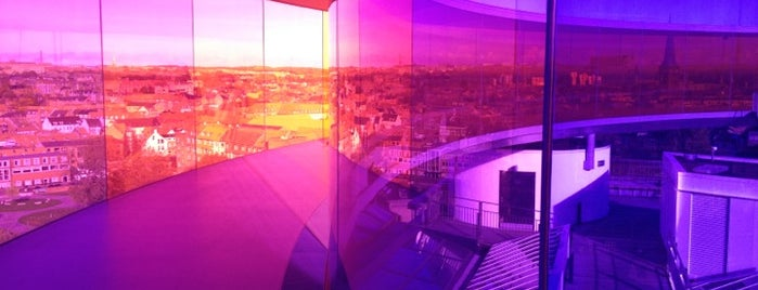 Your Rainbow Panorama is one of Copenhagen.