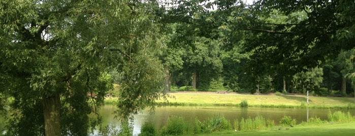 Stadswandelpark is one of Must-visit Great Outdoors in Eindhoven.