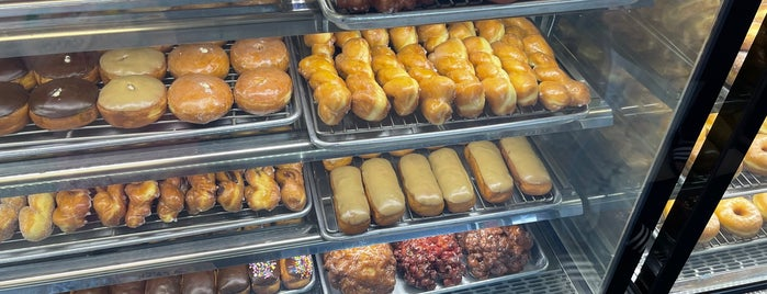 Factory Donuts is one of Hadley - Local.