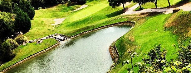 Marbella Golf & Country Club is one of Golfus.