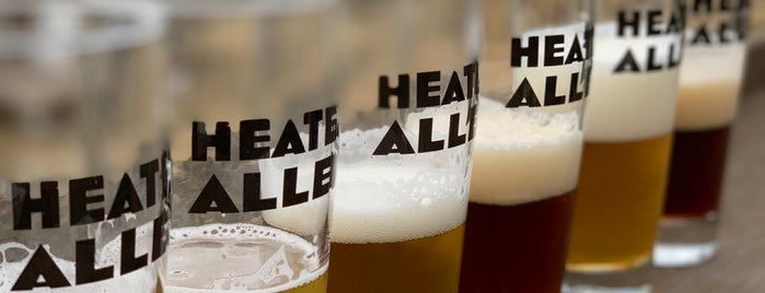 Heater Allen Brewery is one of Best Brewers in the World 2018.