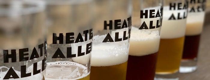 Heater Allen Brewery is one of Craft Beer: Pacific Northwest.