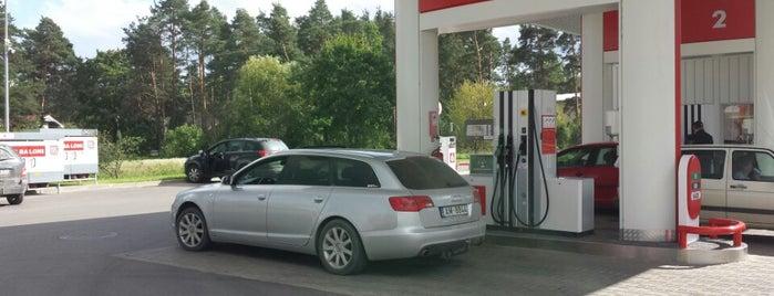 Lukoil DUS is one of Benzintanki LV.