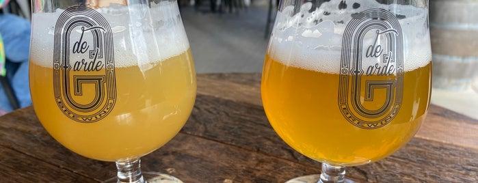 de Garde Brewing is one of PNW.