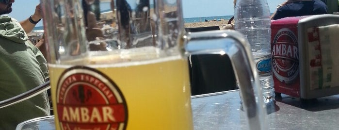 Bar La goleta is one of Comidos PENINSULA.