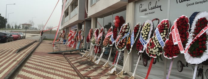 Üstün Oyuncak is one of Eskişehir Mekan.