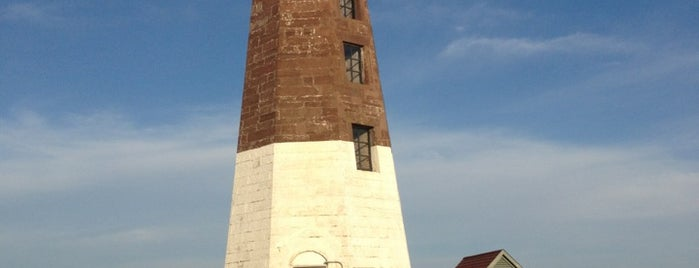 Point Judith Light House is one of New England.