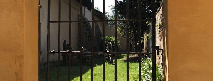 Hacienda San Andres is one of Viajes.