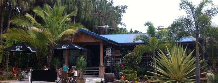 1770 Getaway Garden Café is one of Posti che sono piaciuti a Benjamin.