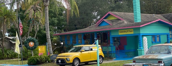 Village of the Arts is one of Florida.