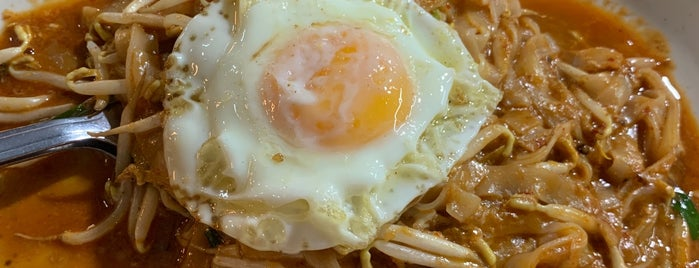 Sany Char Koay Teow is one of Penang.